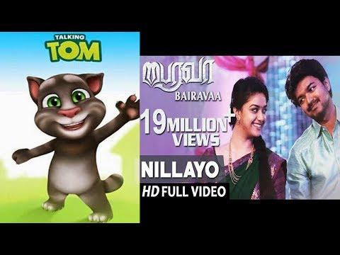 Nillayo Tom version | Bairavaa Video Songs...
