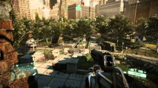 Crysis 2 Walkthrough Part 1 Second Chance (Mission 1)