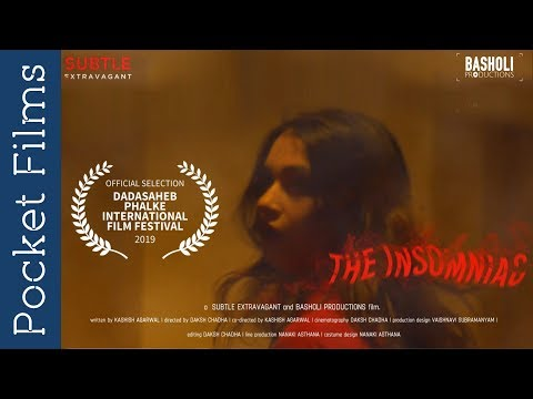 The Insomniac - English Thriller Short Film