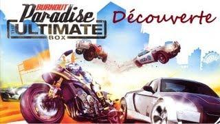 (Vidéo Découverte) Burnout Paradise The Ultimate Box (Xbox 360)