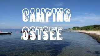 Camping an der Ostsee | ActionCam Video