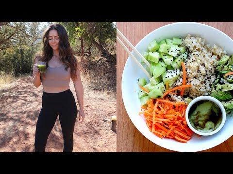 WHAT I EAT IN A DAY / SUPER SIMPLE WEIGHT LOSS MEALS