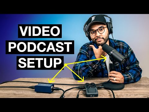 Best Audio And Camera Gear For Video Podcasting