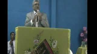 O Poder de Deus para a Salvação= Pb Valdison Francisco dos Santos