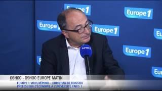 L'idylle Montebourg Filippetti, Canteloup et Jean-Jacques Bourdin … C'est le zapping matin !