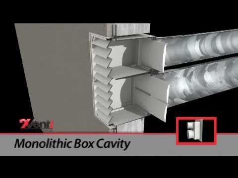 About Xvent Dual Exhaust Vent Wall Boxes Youtube