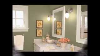 Cool Bathroom wall color ideas