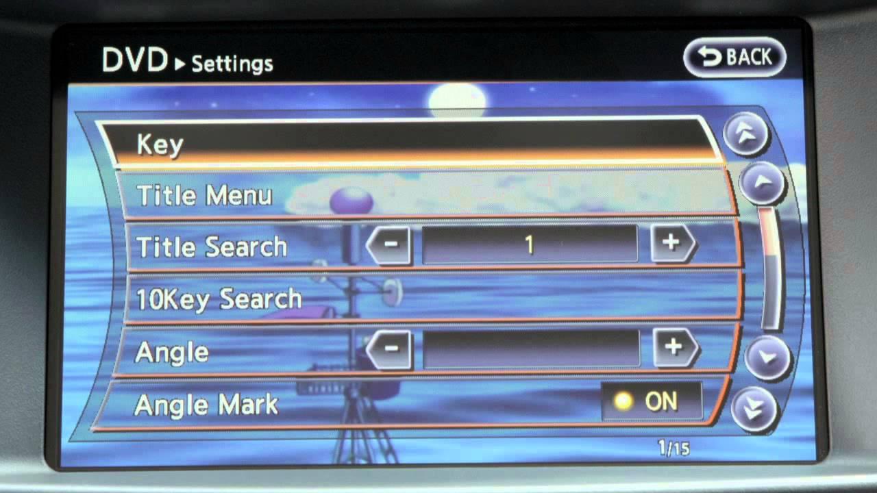 2012 nissan quest dvd entertainment system youtube vanachro Choice Image