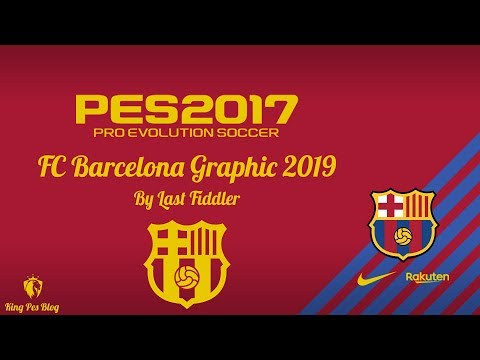 FC Barcelona Graphic 2019 By Last Fiddler
