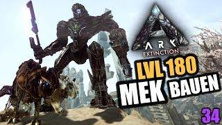 Ark Extinction #34 Level 180 MEK bauen   Let's Play Deutsch Gameplay