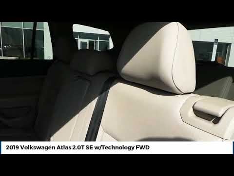 2019 Volkswagen Atlas Street Volkswagen of Amarillo Presents WA3003
