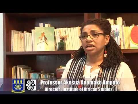 Institute of African Studies in Brief