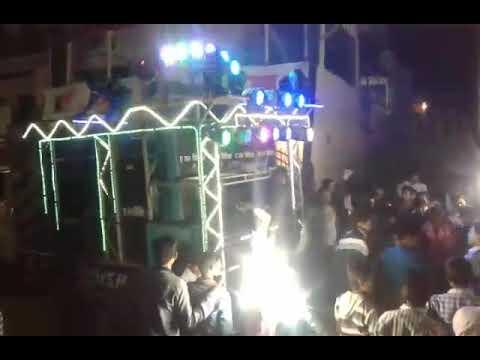 A1 dj vidisha roadshow vidisha Baraat video dj video with ashok mahobiya