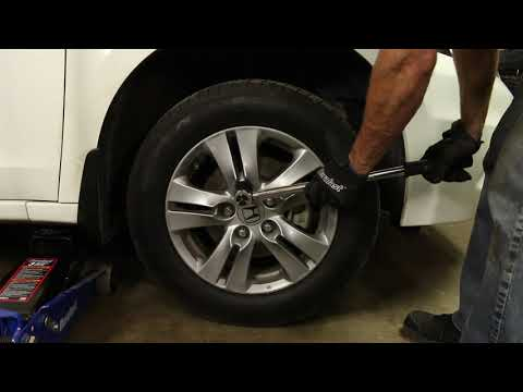 How to Replace Shocks & Struts on a Honda Accord