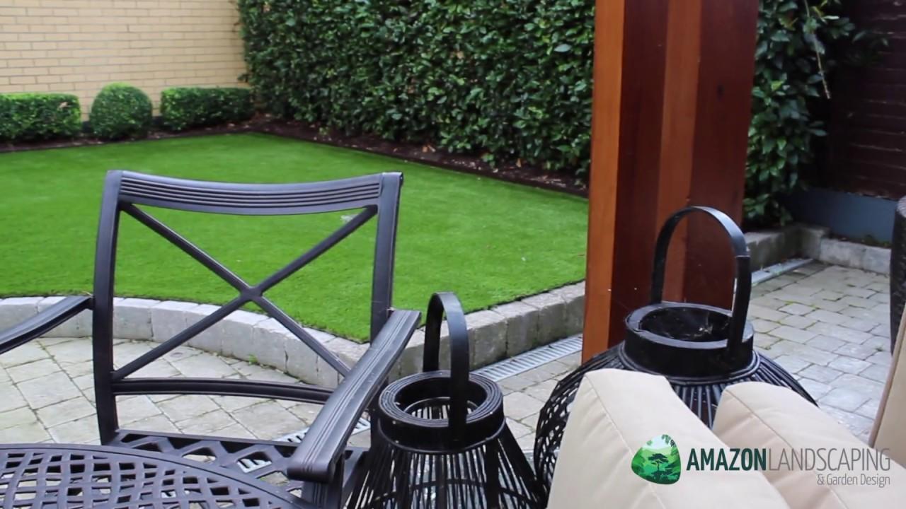 Garden Design Movie Malahide Dublin Ireland - YouTube