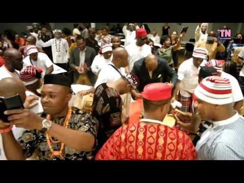 IGBO UNION SWITZERLAND - New Yam in Iri Ji Ndi Igbo 2016 in Berne