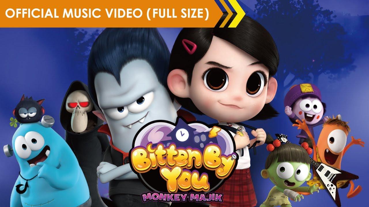 MONKEY MAJIK / Bitten By You (feat. Spookiz The Movie)
