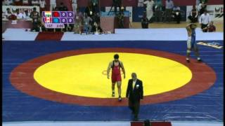 Arjan Bhullar 2010 Commonwealth Games Champion Wrestling