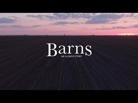 WILL-TV Trailer | Barns: An Illinois Story