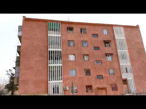 Квартал Заозёрный. Общежитие. Бустон(Чкаловск). Таджикистан.