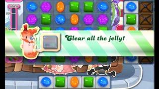 Candy Crush Saga Level 1155 walkthrough (no boosters)