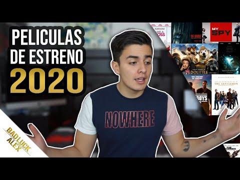 ¡¡¡NUEVAS PELÍCULAS 2020!!!