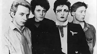 Siouxsie And The Banshees - Mirage - Live 1977