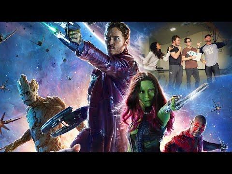 Guardians of the Galaxy Cast Reunite For Vol 2