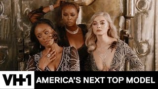 The Models Shoot w/ Eva Marcille, Nigel Barker & Tarantulas | America's