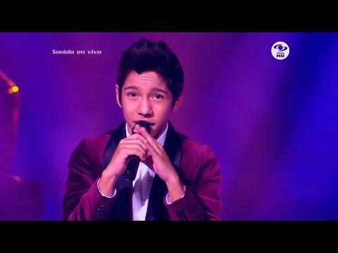 Camilo cantó Hoy tengo ganas de ti de Miguel Gallardo – LVK Colombia – Final – Cap. 52 – T2