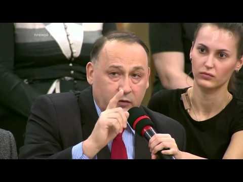 Александр Гусев  Брюссель выбран не случайно! Время покажет  Фрагмент выпуска от 22 03 2016
