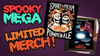 Limited Edition SpookyMega Merch Now Available! thumbnail