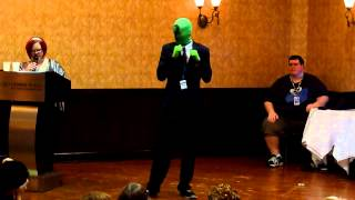Anon In Equestria Cosplay - Nightmare Nights 2014