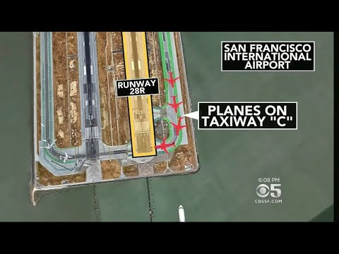 NTSB Report Shows Air Canada Plane Came Within 59 Feet Of SFO Taxiway