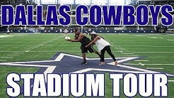 DALLAS COWBOYS STADIUM TOUR, BEST EXPERIENCE EVER!!!!!!!!!!