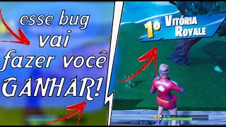 THIS BUG WILL MAKE YOU WIN ALL THE FORTNITE MATCHES!