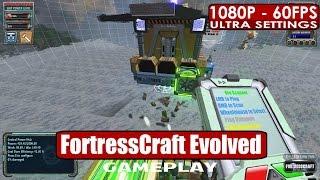 FortressCraft Evolved gameplay PC HD [1080p/60fps]