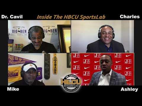VP/AD Robinson On HBCU Sports Lab