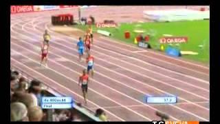 Campionati europei atletica leggera: bronzo per il barlettano incantalupo