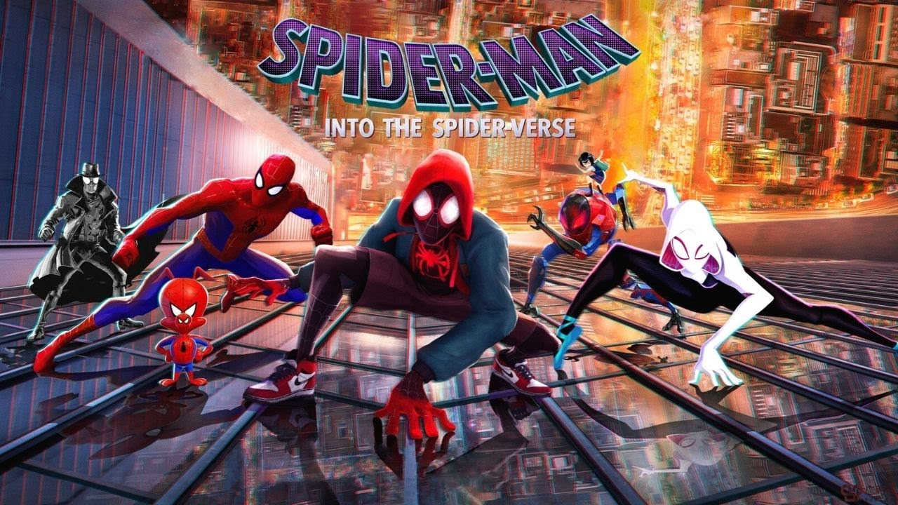 Download Spider Man Into The Spider Verse (2018) Explained In Hindi | Pratiksha Nagar