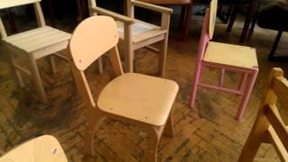 Детские стулья для садика от MicroCompany(MicroCompany.net : Детские стулья разной высоты для садика +38044) 592 9275, +38050) 264 6395, +38067) 111 3416, +38063) 301 0555., 2015-08-14T14:42:30.000Z)