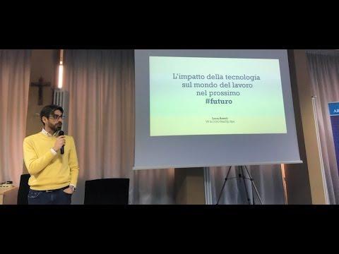 Le strategie di comunicazione digitale delle imprese - Luca Azzali - MailUp S.p.A.