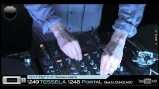"""TESSELA live on DOMMUNE """"Soundgram Showcase 2"""" 2014.04.17."""