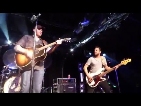 "Eric Paslay-Live-""Even If It Breaks Your Heart"""