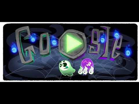 Google Doodle Halloween 2018 SoundTrack | In Game
