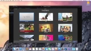 iMovie-External Hard Drive Libraries - Video 1