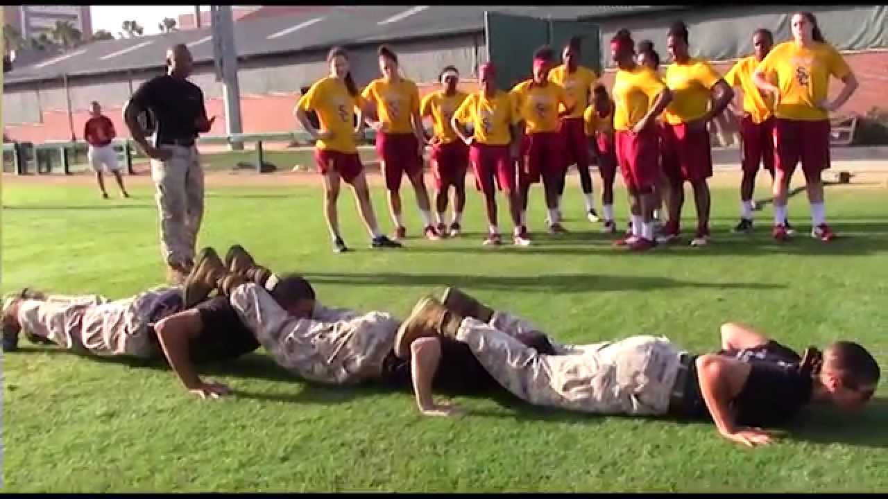 Football Team Building Workouts