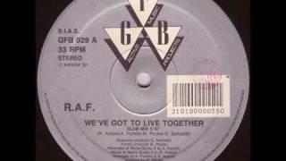 R.A.F - We