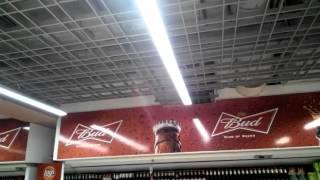 Магистральный LED светильник 43W для супермаркетов,аптек и промышленности(Нам часто задают вопрос! Как работает и какую освещённость даёт магистральный светодиодный светильник..., 2015-10-28T12:15:23.000Z)