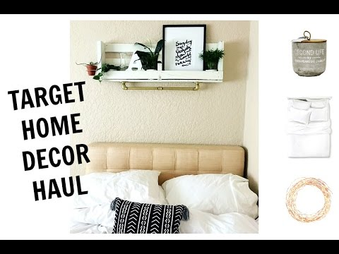 target home decor haul home decor ideas studio
